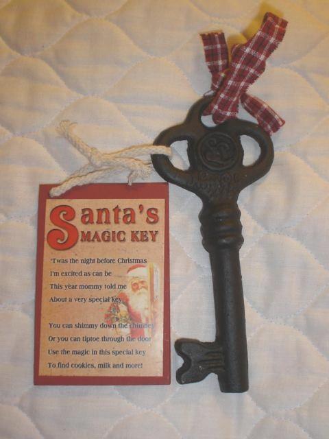 Santa S Magic Key Mountain Home Store Weblog