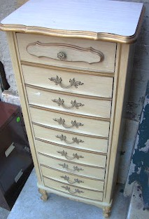 French Provincial Lingerie Chest Before Amp After Mountain